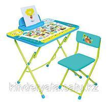НИКА Набор детской мебели Пушистая азбука