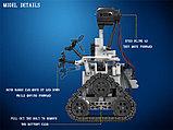 Конструктор Winner/BELA Technology Робот 1130 -  408 дет, фото 4