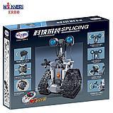 Конструктор Winner/BELA Technology Робот 1130 -  408 дет, фото 9
