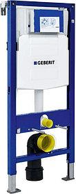 Комплект Система инсталляции для унитазов Geberit Duofix UP320 111.300.00.5 + Кнопка смыва Geberit Sigma 01