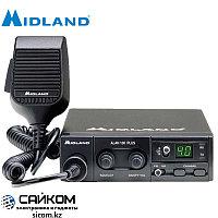 Автомобильная Си-Би Радиостанция Midland Alan 100 Plus, 40 каналов связи, 27 МГц