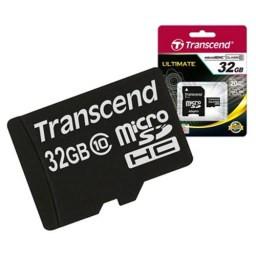 Карта памяти microSDHC Class 10 32GB
