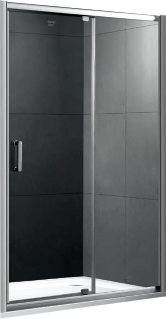 Душевая дверь в нишу Gemy Sunny Bay S28191D 130 см