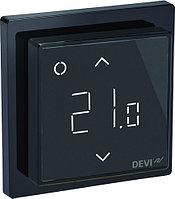 Терморегулятор Devi Devireg Smart Wi-Fi black