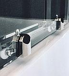 Душевой уголок Royal Bath RB 100BK-T-CH с поддоном, фото 4