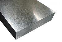 Лист оцинкованный стальной 08кп 0.5 мм
