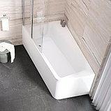 Шторка на ванну Ravak 10° 10CVS2 7QLA0U03Z1 L, фото 3