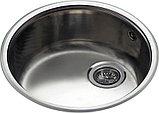 Мойка кухонная Reginox L18 390 LUX OKG сталь, фото 2