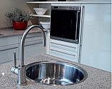 Мойка кухонная Reginox L18 390 LUX OKG сталь, фото 3