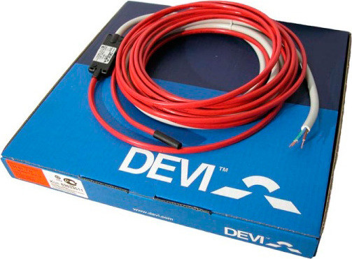 Теплый пол Devi Deviflex 10T 40 м