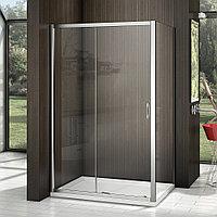 Душевой уголок Good Door Latte WTW+SP-C-WE 120x80