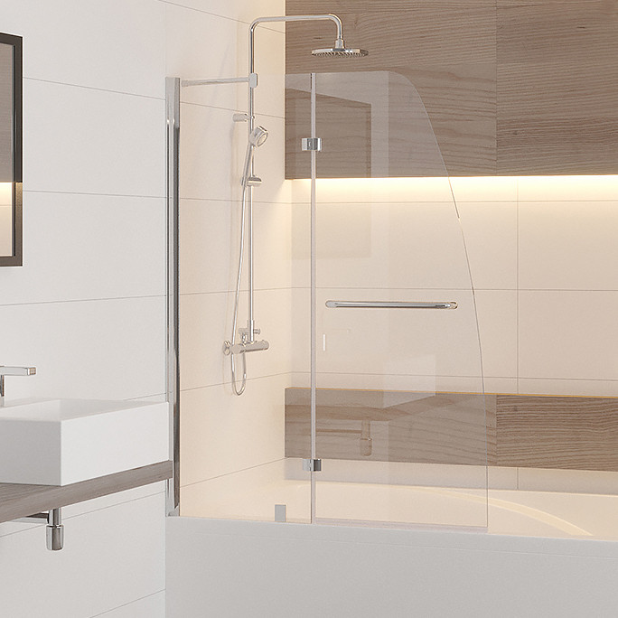 Шторка на ванну RGW Screens SC-13 1000x1500