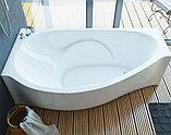 Ванна из искусственного камня Эстет Грация 170x95 L с ножками, фото 2