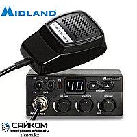 Автомобильная Си-Би Радиостанция Midland M Zero Plus, 80 каналов связи, 27 МГц
