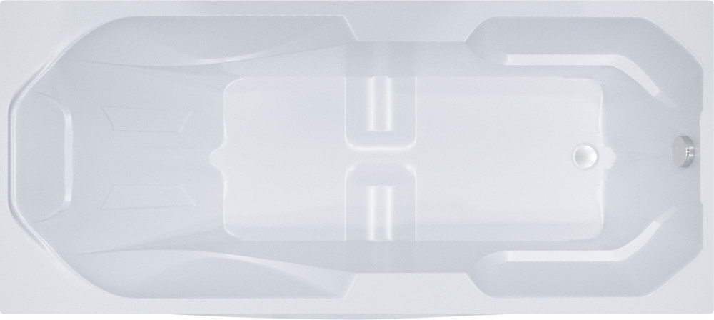 Акриловая ванна Triton Диана с каркасом