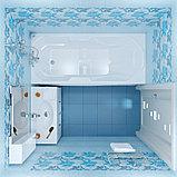 Акриловая ванна Triton Диана с каркасом, фото 2