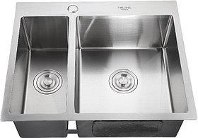 Мойка кухонная Melana H6151S сатин