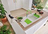 Смеситель Blanco Viu-S 524813 для кухонной мойки, 4 цветных съемных шланга, фото 2