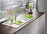 Смеситель Blanco Viu-S 524813 для кухонной мойки, 4 цветных съемных шланга, фото 3