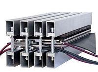 Стыковка резинотканевой, резинотроссовой конвейерной ленты методом горячая вулканизация.