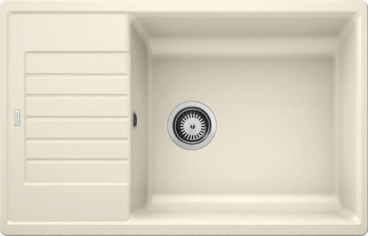 Мойка кухонная Blanco Zia XL 6S Compact 523278 жасмин