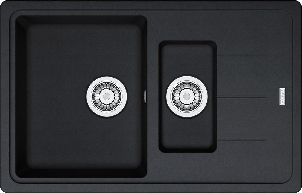 Мойка кухонная Franke Basis BFG 651-78 оникс