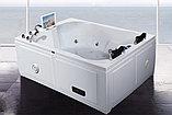 Акриловая ванна Royal Bath Hardon 200 см с каркасом, фото 2