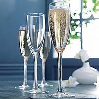 Набор фужеров для шампанского Luminarc SIGNATURE 170 мл. (4 штуки)