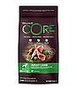 Сухой беззерновой корм для собак всех пород Wellness Core Adult Lamb ягненок с яблоком