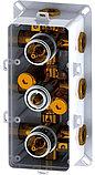 Термостат RGW Shower Panels SP-41-01 С ВНУТРЕННЕЙ ЧАСТЬЮ, для душа, фото 2