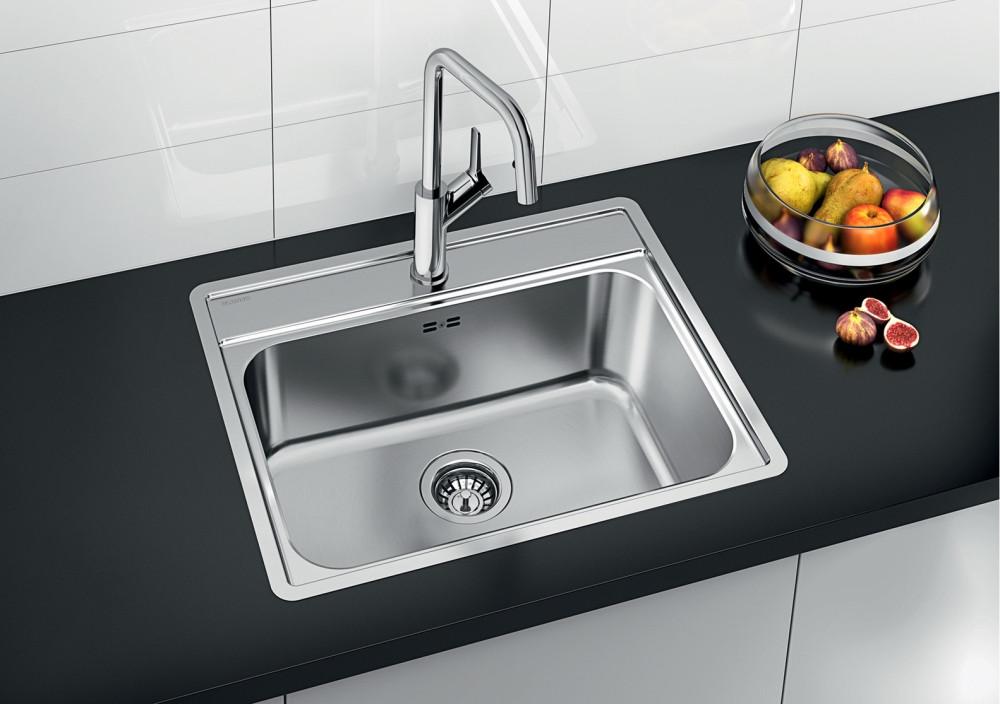 Мойка кухонная Blanco Lemis 6-IF 525108
