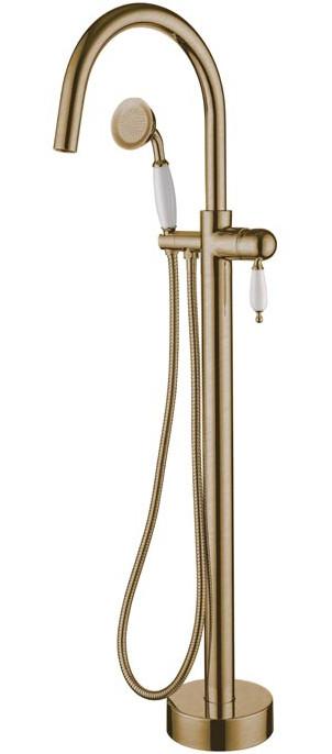 Смеситель Boheme Medici 309 напольный, для ванны с душем