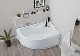 Акриловая ванна Aquanet Graciosa 150x90 R с каркасом + коврик, фото 8