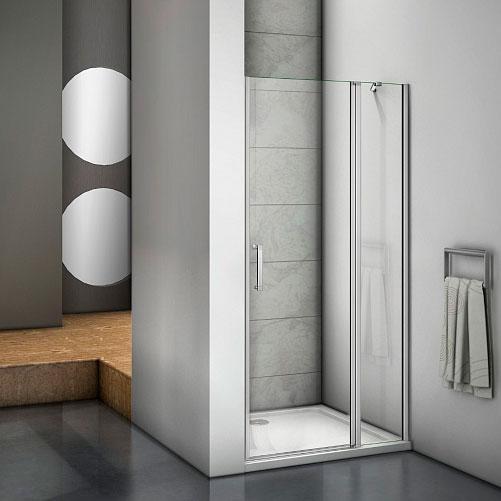 Душевая дверь в нишу Good Door Mokka WTW-120-C-WE 120 см
