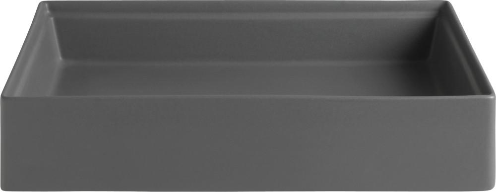 Раковина ArtCeram Scalino 55 grigio oliva