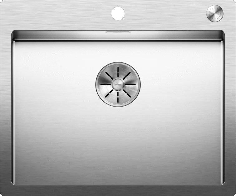 Мойка кухонная Blanco Claron 550-IF/А клапан-автомат