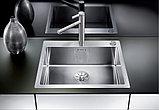 Мойка кухонная Blanco Claron 550-IF/А клапан-автомат, фото 2
