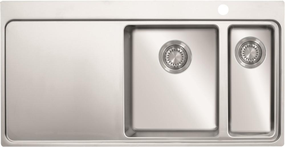 Мойка кухонная TopZero Micro ME1000.510.15 R