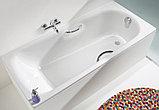 Стальная ванна Kaldewei Advantage Saniform Plus Star 337 с покрытием Easy-Clean, фото 3