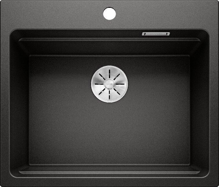 Мойка кухонная Blanco Etagon 6 черная
