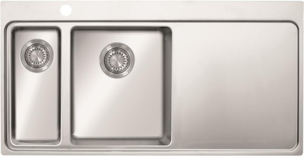 Мойка кухонная TopZero Micro ME1000.510.15 L