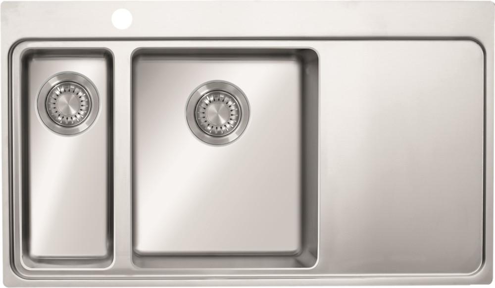 Мойка кухонная TopZero Micro MM860.15.510 L
