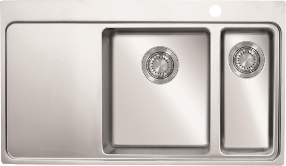 Мойка кухонная TopZero Micro MM860.15.510 R