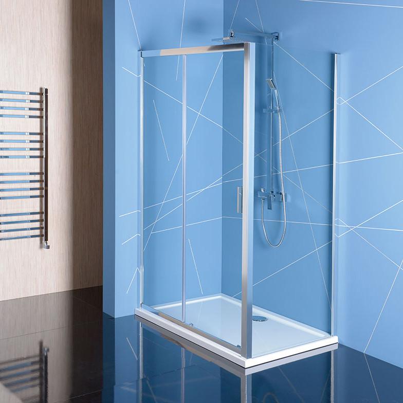 Душевая дверь в нишу Polysan Easy line EL1515 150 см