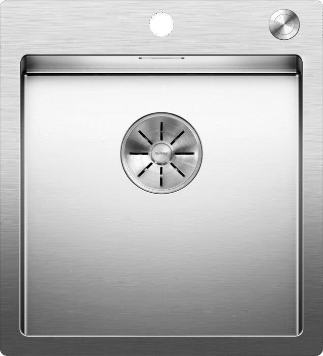 Мойка кухонная Blanco Claron 400-IF/А клапан-автомат