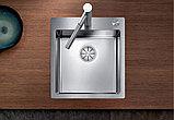 Мойка кухонная Blanco Claron 400-IF/А клапан-автомат, фото 2
