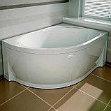 Акриловая ванна Radomir Мелани без гидромассажа, правая, фото 5