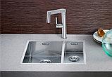 Мойка кухонная Blanco Zerox 340/180-IF L, фото 2