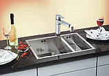 Мойка кухонная Blanco Zerox 340/180-IF L, фото 3
