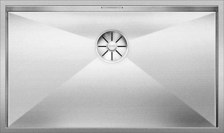 Мойка кухонная Blanco Zerox 700-IF